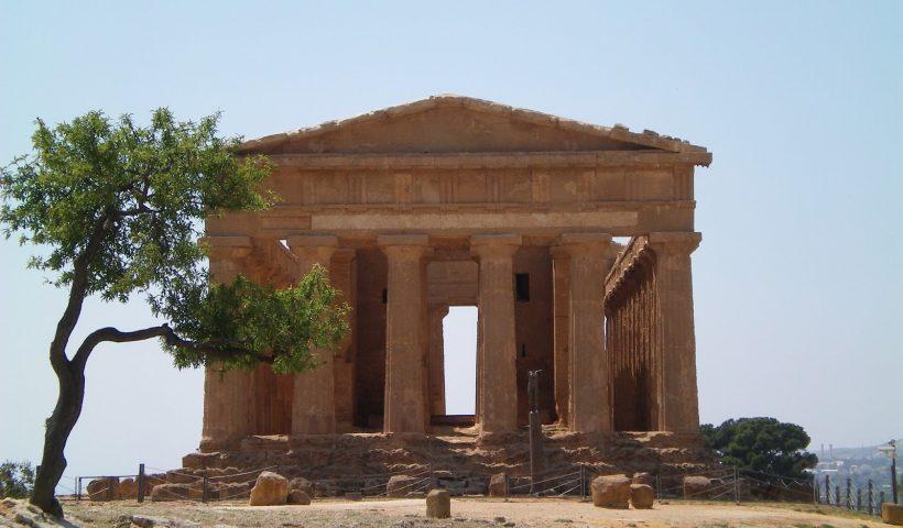 Valle de los templos - Sicilia