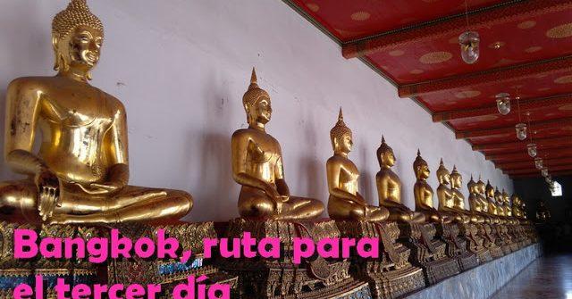 La magia de perderse en Bangkok