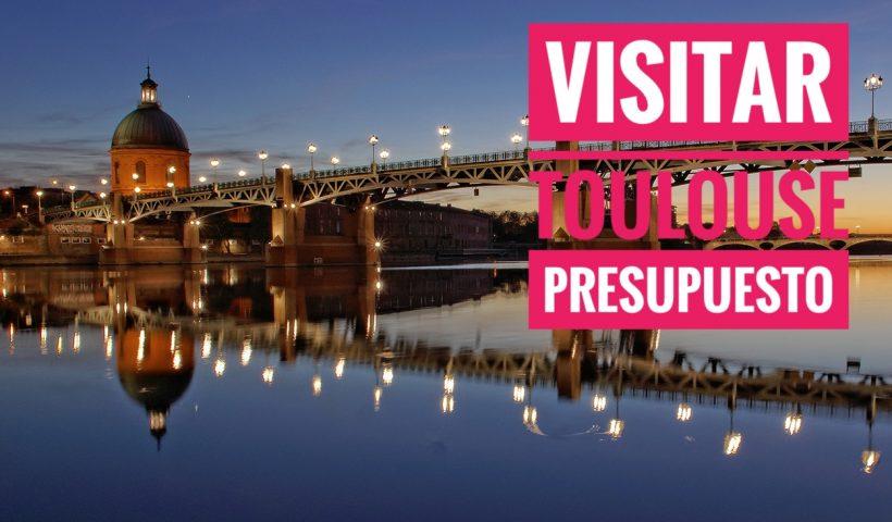 Viajar a Toulouse barato: consejos e itinerarios