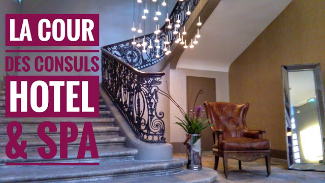 La Cour des Consuls: spa y lujo en Toulouse