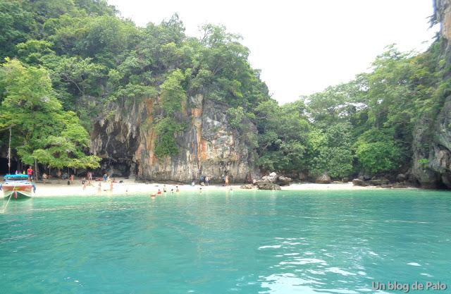 Excursión a las islas Hong