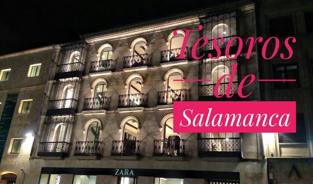 Tesoros escondidos en Salamanca