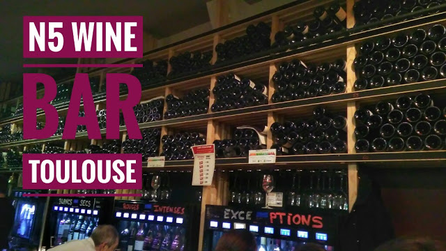 N5 Wine Bar Toulouse