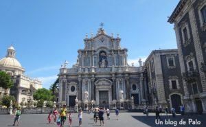 Catania qué ver, playas y arquitectura