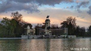 Parques históricos de Madrid para sobrevivir al verano