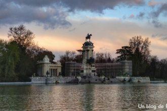 Parques históricos de Madrid