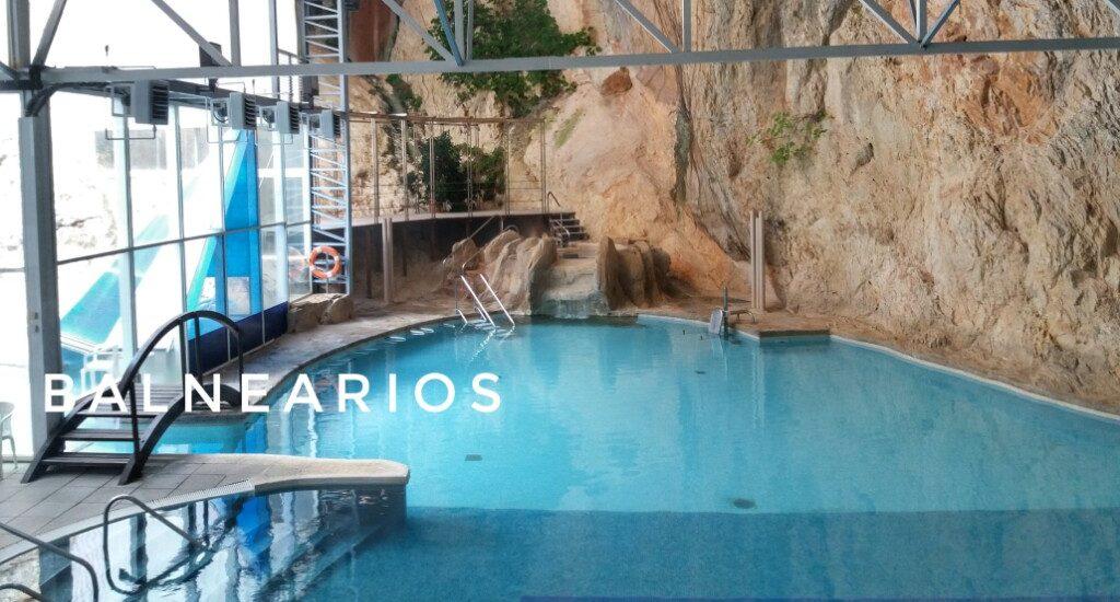 Balnearios Sicilia y Serón de Jaraba