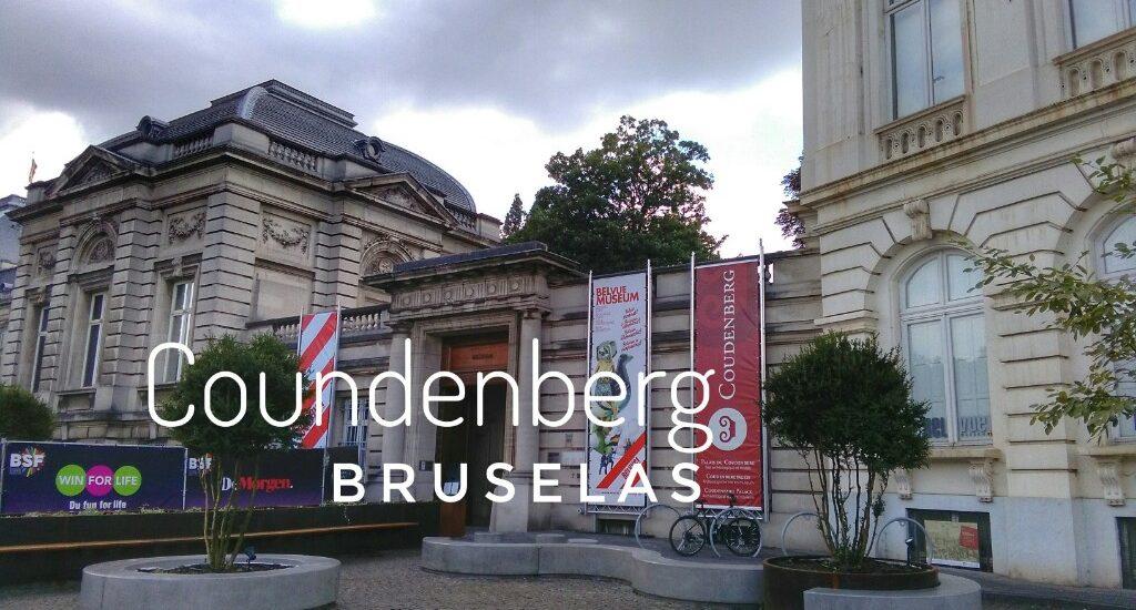 Coudenberg El Antiguo Palacio de Bruselas entrada