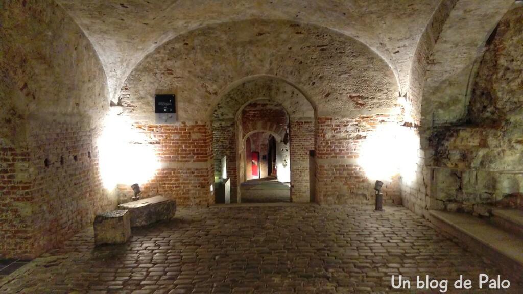 Coudenberg El Antiguo Palacio de Bruselas calle Isabel