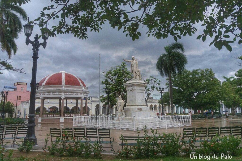 Parque José Marti.Cienfuegos