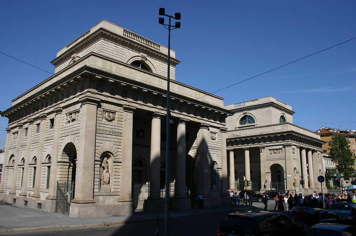 Porta Venezia Puertas de Milán