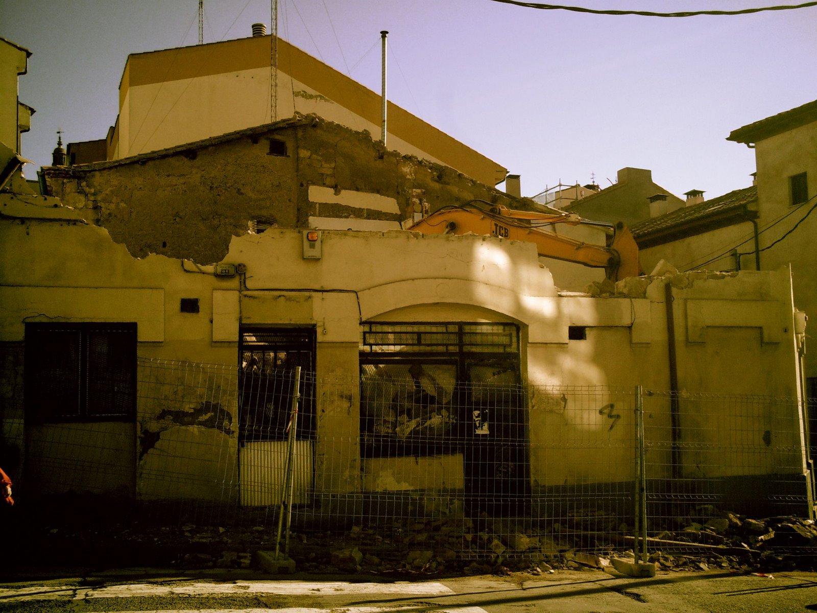 El Sol, barrio chino de Salamanca