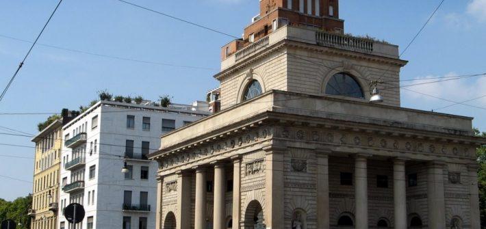puertas de Milán