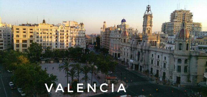 Un paseo por la arquitectura en Valencia