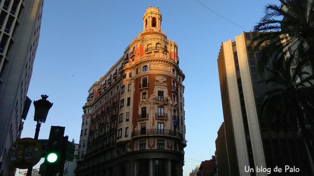 Edificio Banco de Valencia