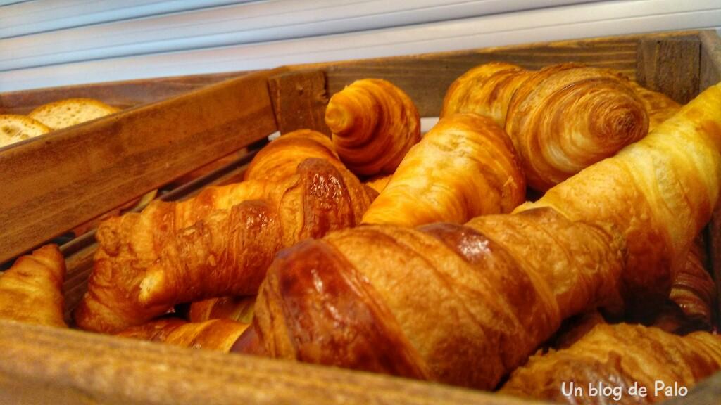 Hotel Ibis Gante desayuno