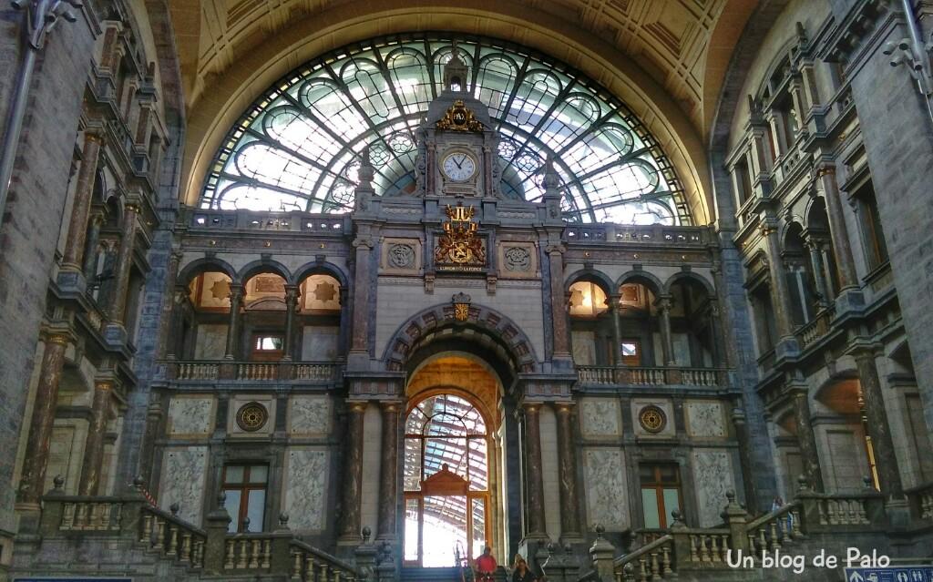 Estación central de Amberes