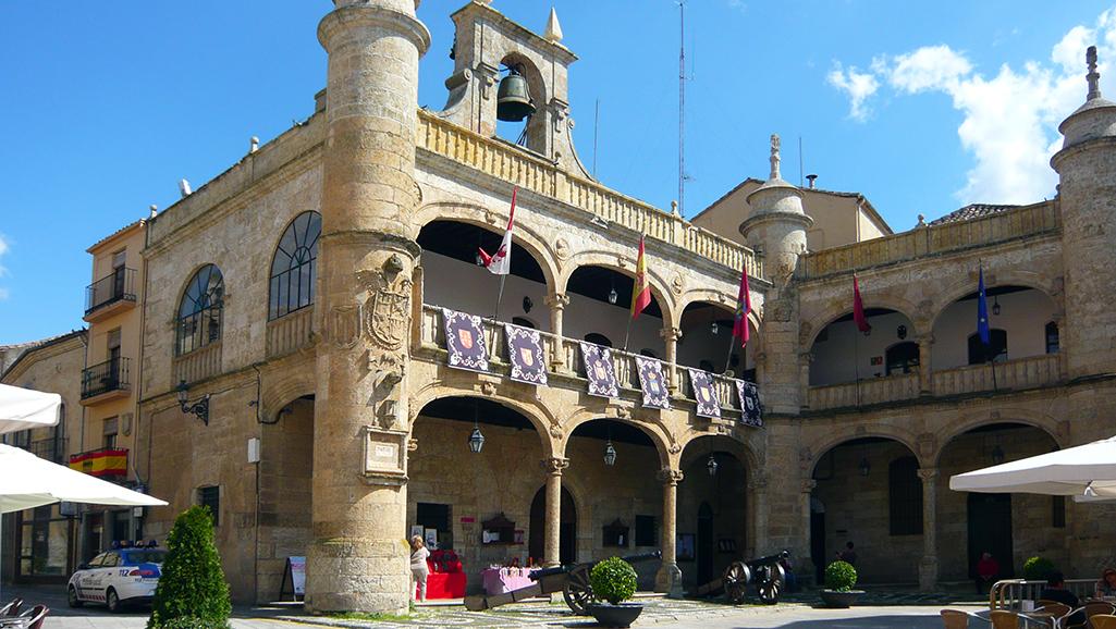 Ayuntamiento de Ciudad Rodrigo, Foto: A un clic de la aventura
