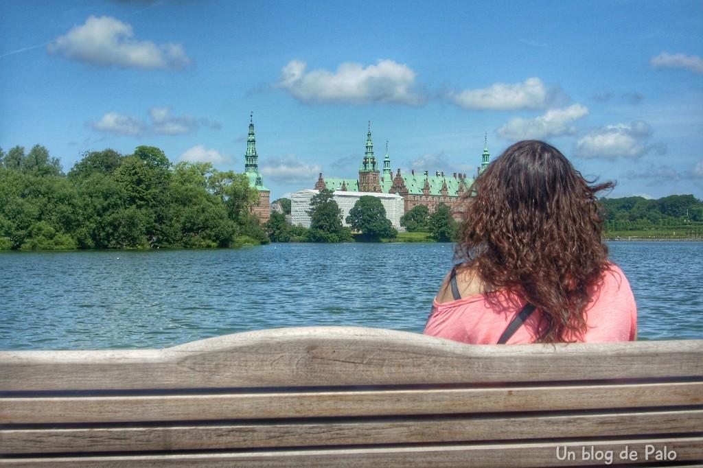 Vistas castillo Frederiksborg