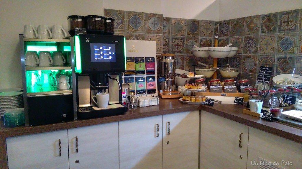 Desayuno Hotel Elch Boutique