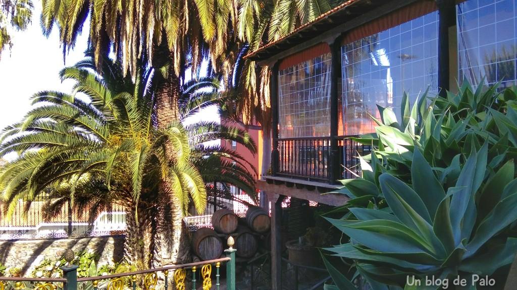 Interior de la Casa Lercaro