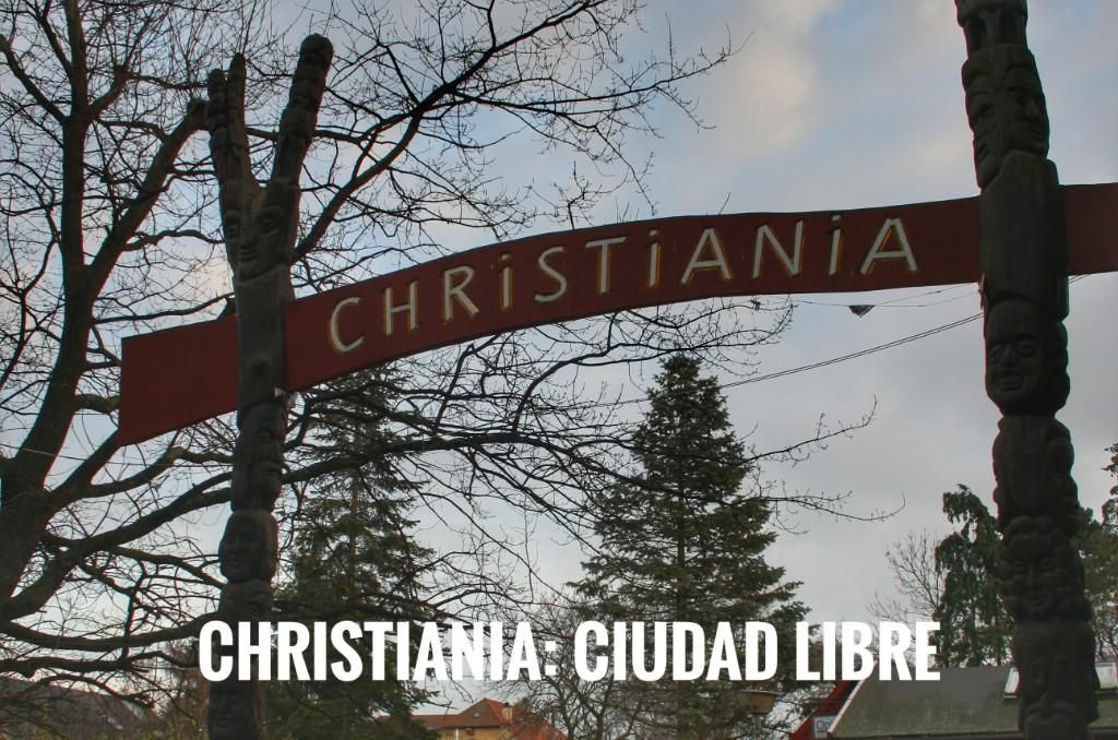 La ciudad libre de Christiania