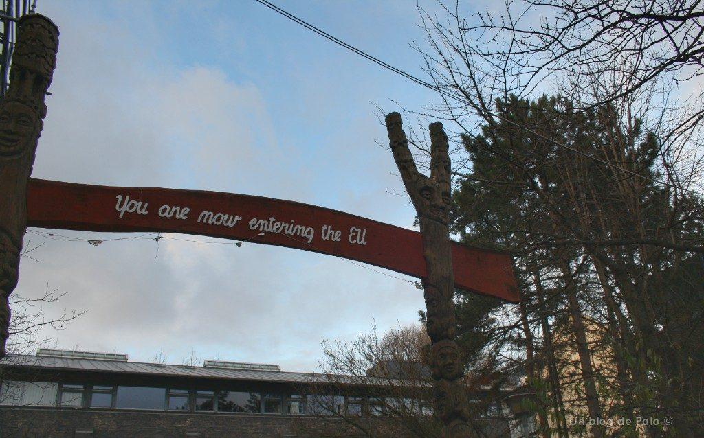 Vuelta a Europa: La ciudad libre de Christiania