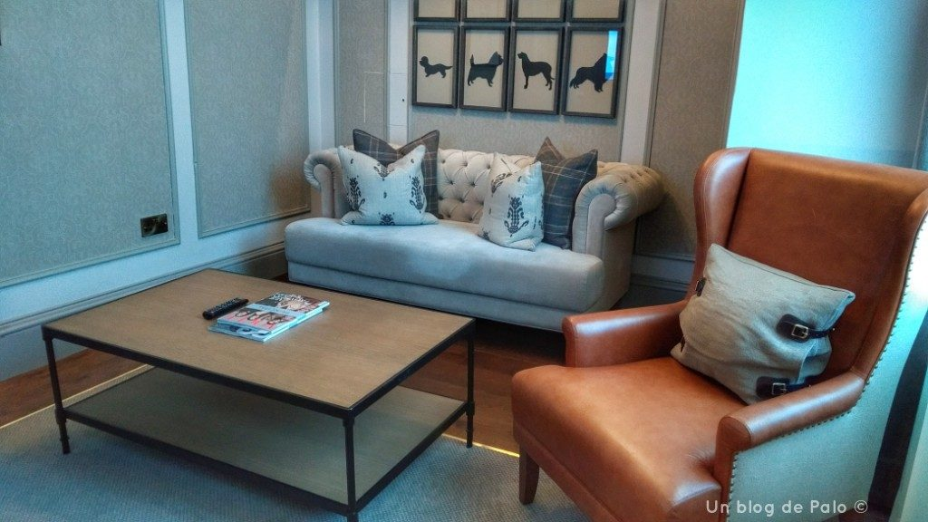 Suite Signature en el Hotel The Principal George Street Edimburgo