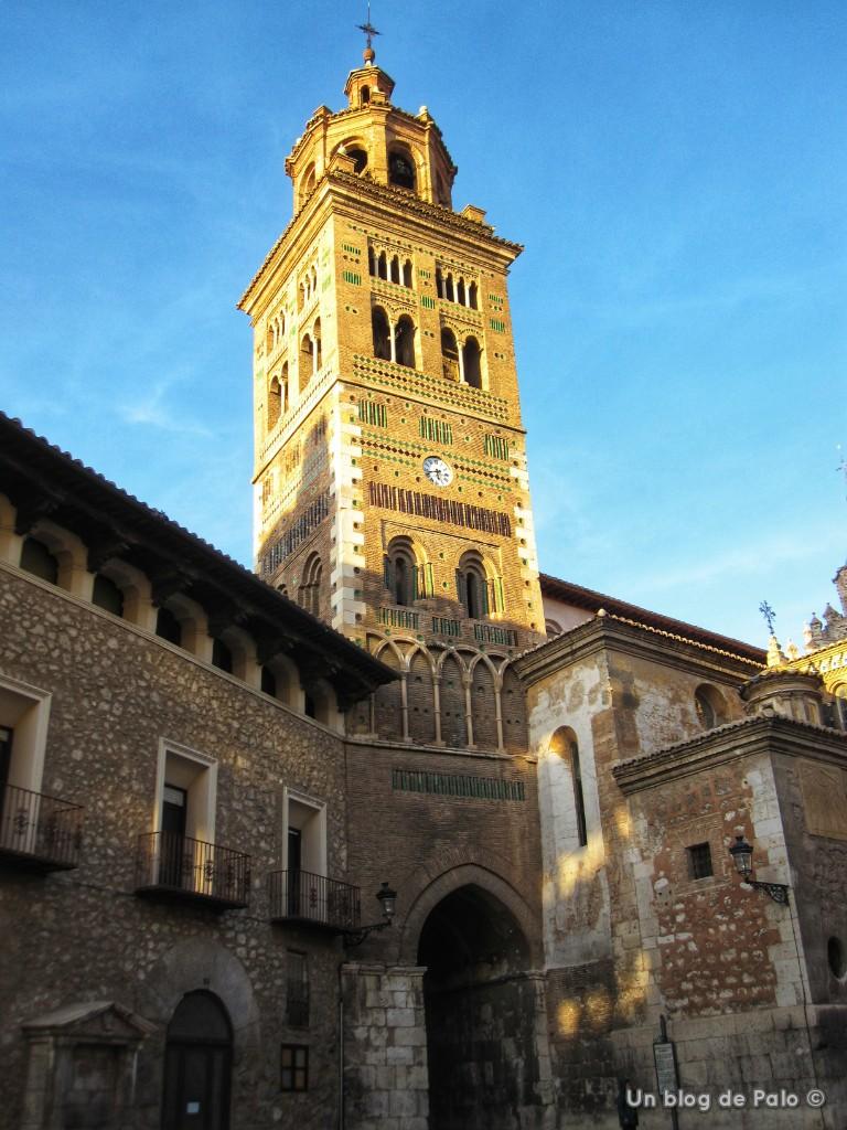 Catedral de Santa María en Teruel