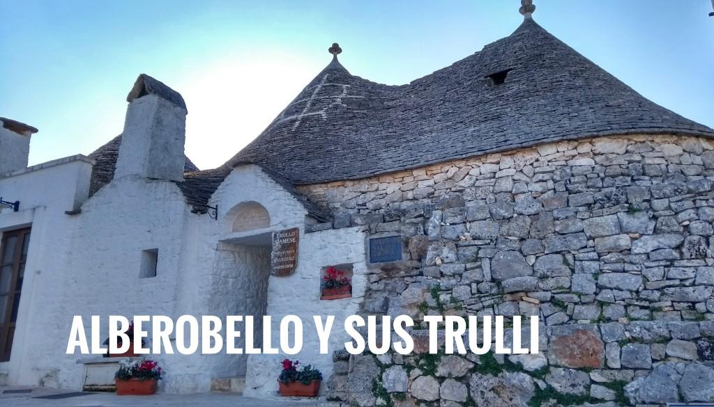 Alberobello y los trulli