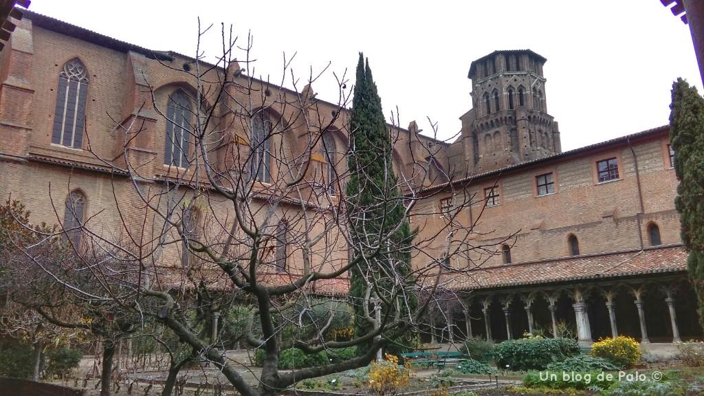 Patio de los Agustinos de Toulouse