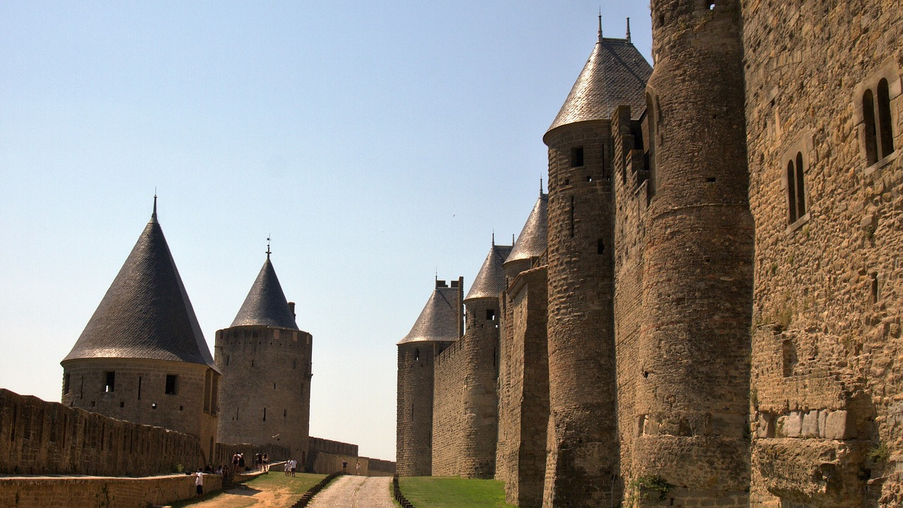 viajar a Narbona y Carcasona